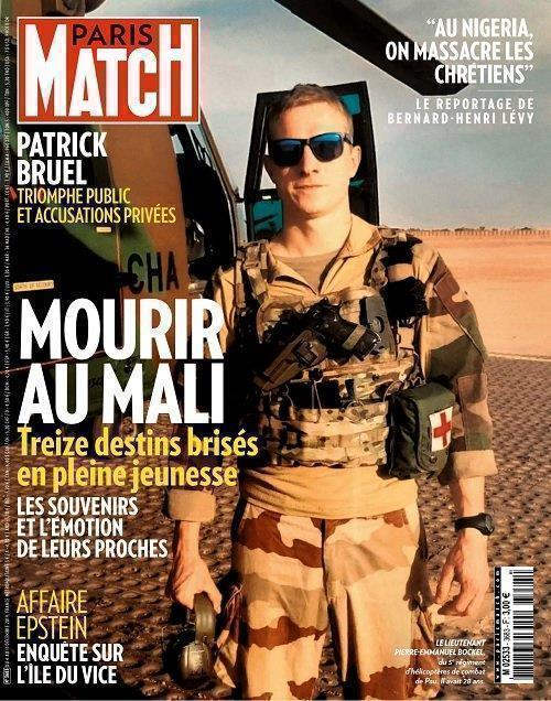 gktorrent Paris Match N°3683 (du 4 au 11 décembre 2019)