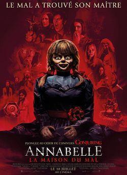 Gk Torrent Annabelle – La Maison Du Mal MULTi 4K ULTRA HD x265 2019