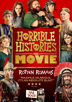 Gk Torrent Horrible Histories : The Movie FRENCH BluRay 720p 2020